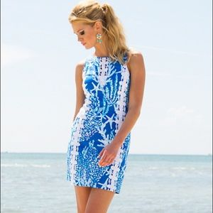 Lilly Pulitzer Ember Shift Dress in Good Reef
